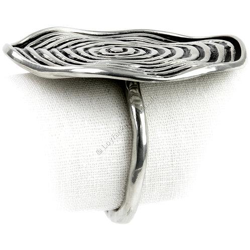Napkin Ring - Spiral