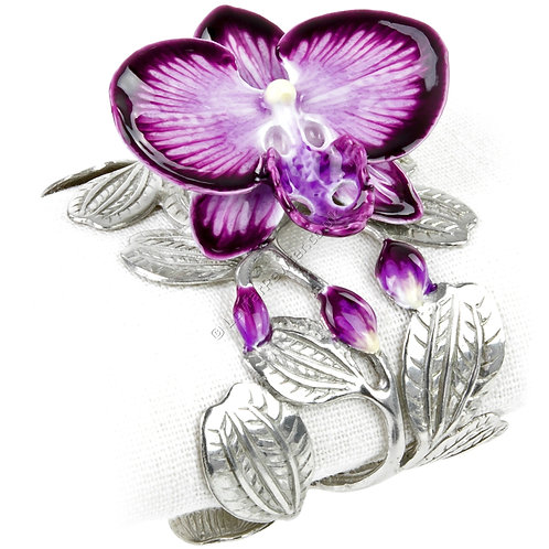 Napkin Ring - Orchid
