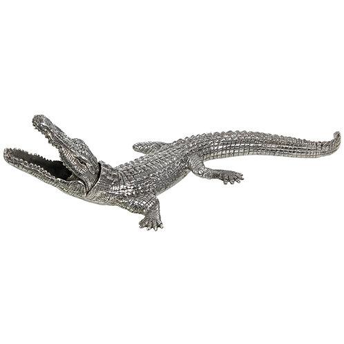 Business Card Holder - Crocodile