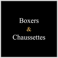 BOXERS ET CHAUSSETTES HOMMES SWANY ENZO