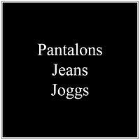 PANTALONS JEANS JOGGS FEMMES SWANY ENZO