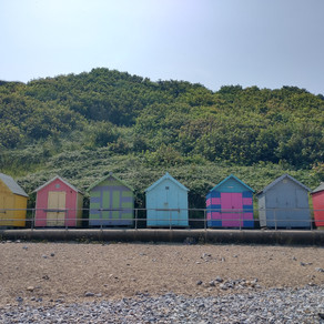 Daytrip from Cambridge by public transport- Cromer and Norwich