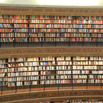 Brilliant bookstores and lovely libraries