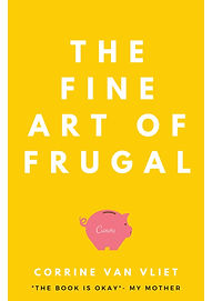 The Fine Art of Frugal book cover