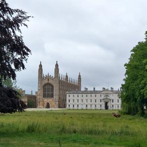 Moving to Cambridge, UK