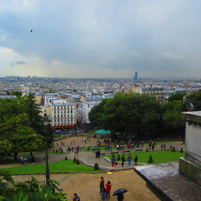 How I spent my first time in Paris