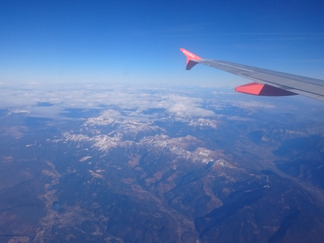 Flying in the time of Covid