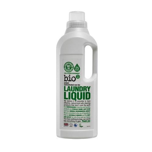 Bio-D Laundry Liquid (Fresh Juniper) - 1L
