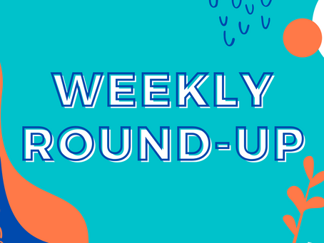 Weekly Round-Up: 12th-16th October 2020