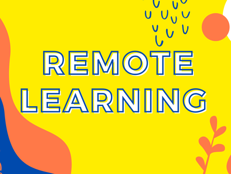 Remote Learning: WB - 04.01.21