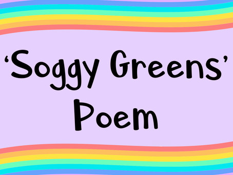 'Soggy Greens' Performance Poetry