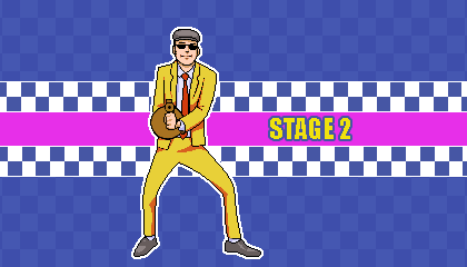 Stage intro