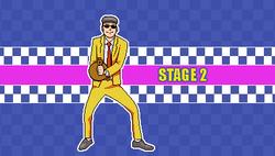 Stage intro