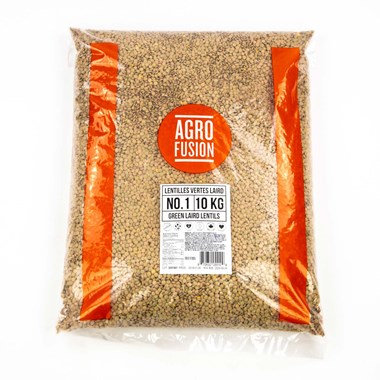 Agrofusion Green Laird Lentils
