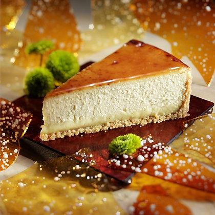 "Sweet Street Crème Brulée Cheese - 10"""