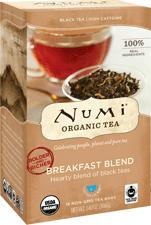 Numi Tea Breakfast Blend