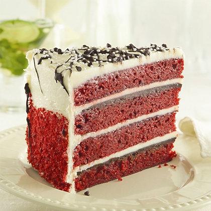 Sweet Street Red Velvet Cake