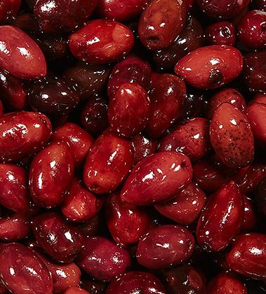 Delice de la Foret Valli Jumbo black kalamata olives