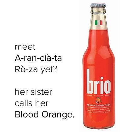 Brio Aranciata Rossa