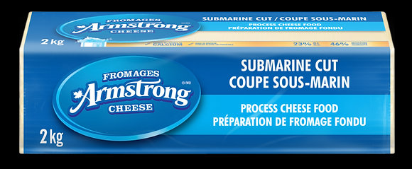 Armstrong Processed Cheese Product Slice 2Kg