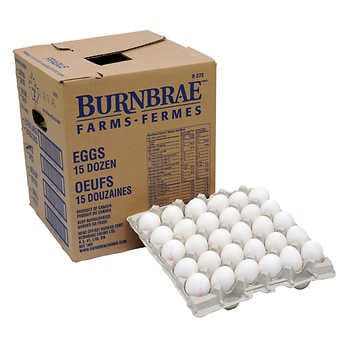 Burnbrae Farms Eggs- Medium