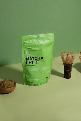 Jomies Fine Foods Matcha Latte