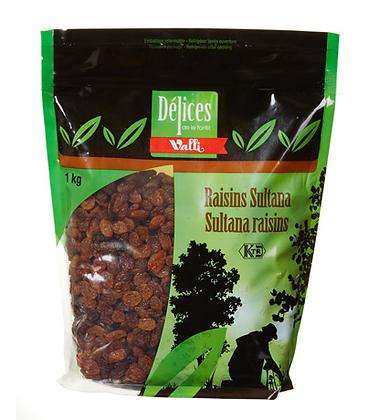 Delice de la Foret Valli Sultana raisins