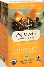 Numi Tea Orange Spice