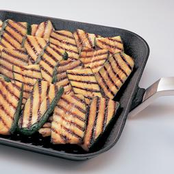 Zucchini Grilled Parilla - slices