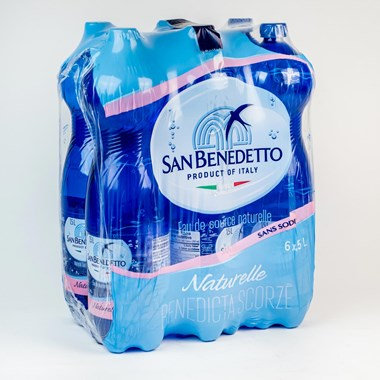 San Benedetto Natural Spring Water 1.5 L