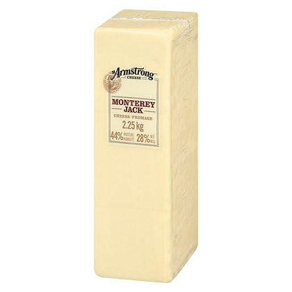 Armstrong White Monterey Jack 2.25kg