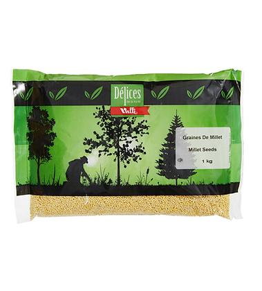 Delice de la Foret Valli Millet seeds