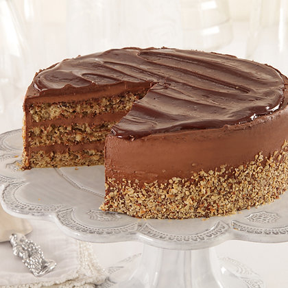 Sweet Street Chocolate Nut Torta made with Nutella® - GLUTEN FREE**