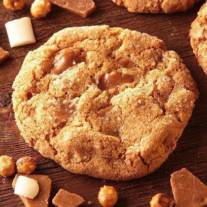 Sweet Street Salted Caramel Crunch Manifesto® Cookie