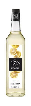 1883 Syrup Yuzu Lemon