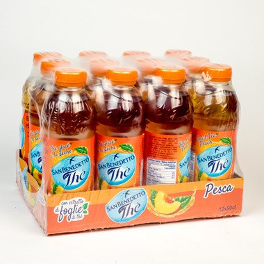 San Benedetto Peach Iced Tea
