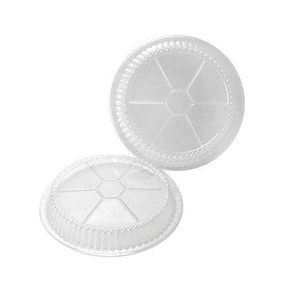 "Chef Elite - Dome Plastic Lids - 7"" dia."