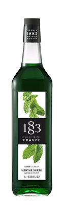 1883 Syrup Green Mint
