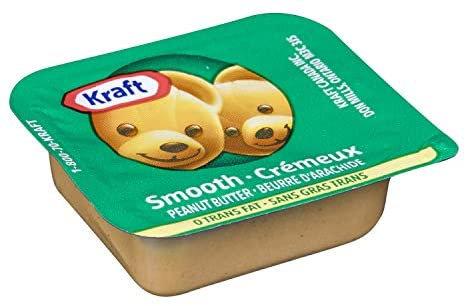Kraft Smooth Peanut Butter 18g