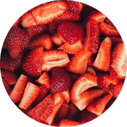 Strawberries Sliced 4+1 Pails