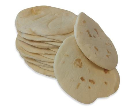 Chef Nutri Mini White Flour Tortillas