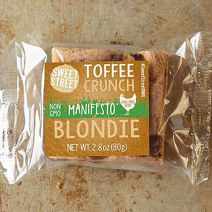 Sweet Street Toffee Crunch Manifesto® Blondie IW