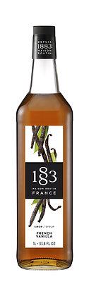 1883 Syrup French Vanilla
