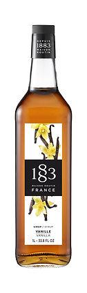 1883 Syrup Vanilla