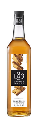 1883 Syrup Gingerbread