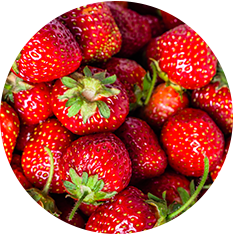 Strawberries Whole