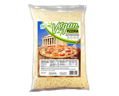 copy of Chef Nutri Vegan Shred Mozzarella Style Shreds