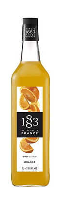 1883 Syrup Orange