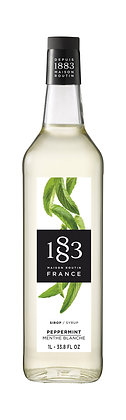 1883 Syrup Peppermint
