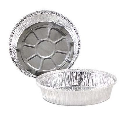 """Chef Elite - Round Aluminum Containers - 9"""" dia. - 30 Gauge"""